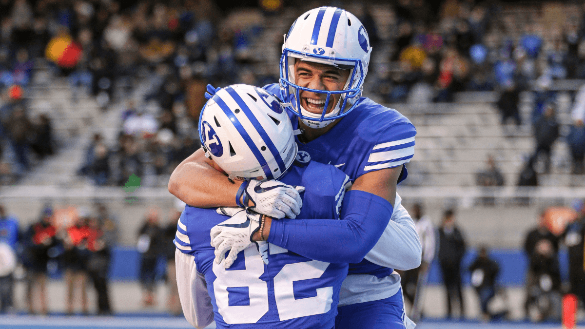 College Football Odds & Picks for Boise State vs. BYU: Value Lies in Friday Night's Over article feature image