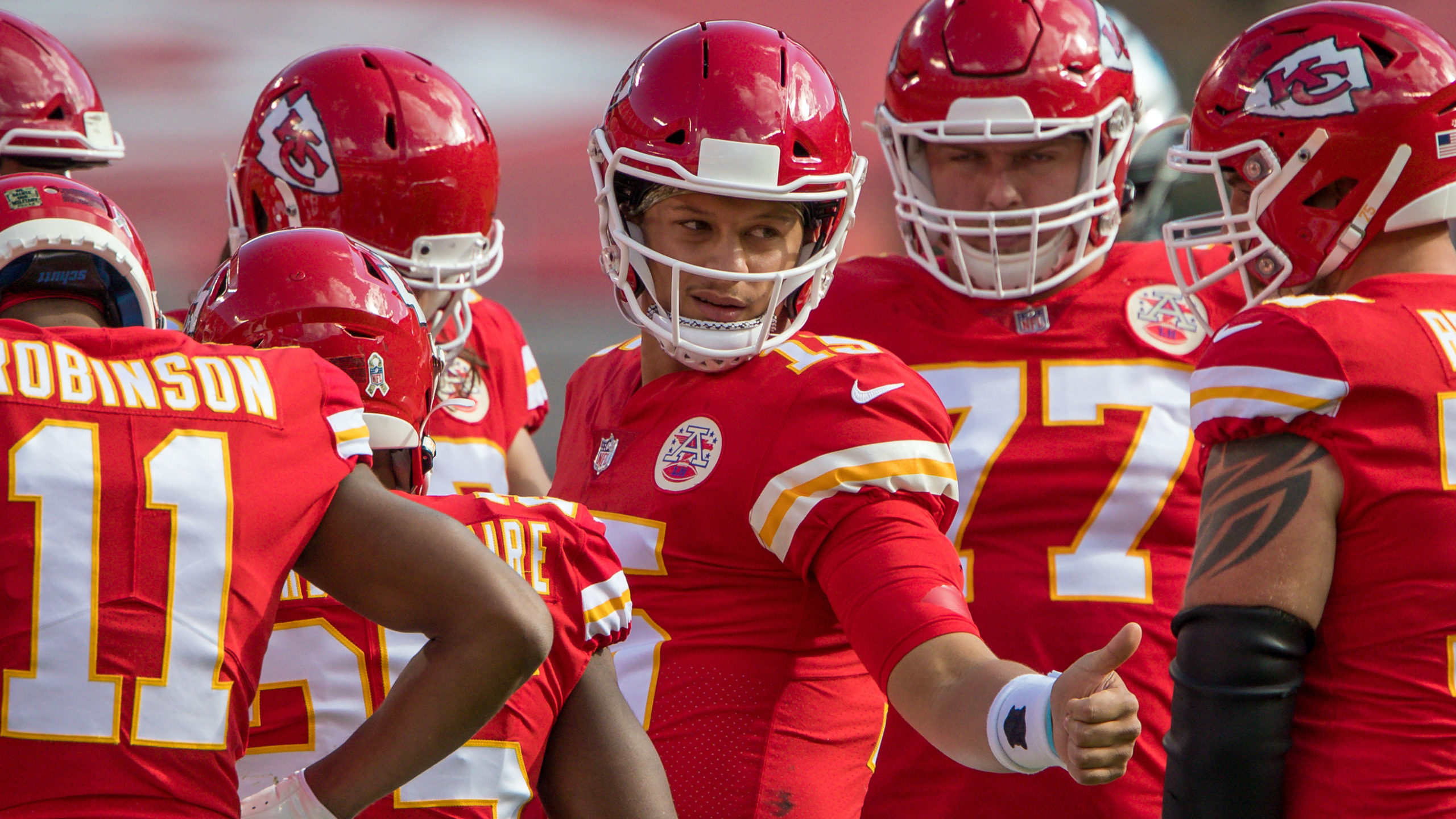 Favorites Continue to Win It All, and the Chiefs Are Next article feature image