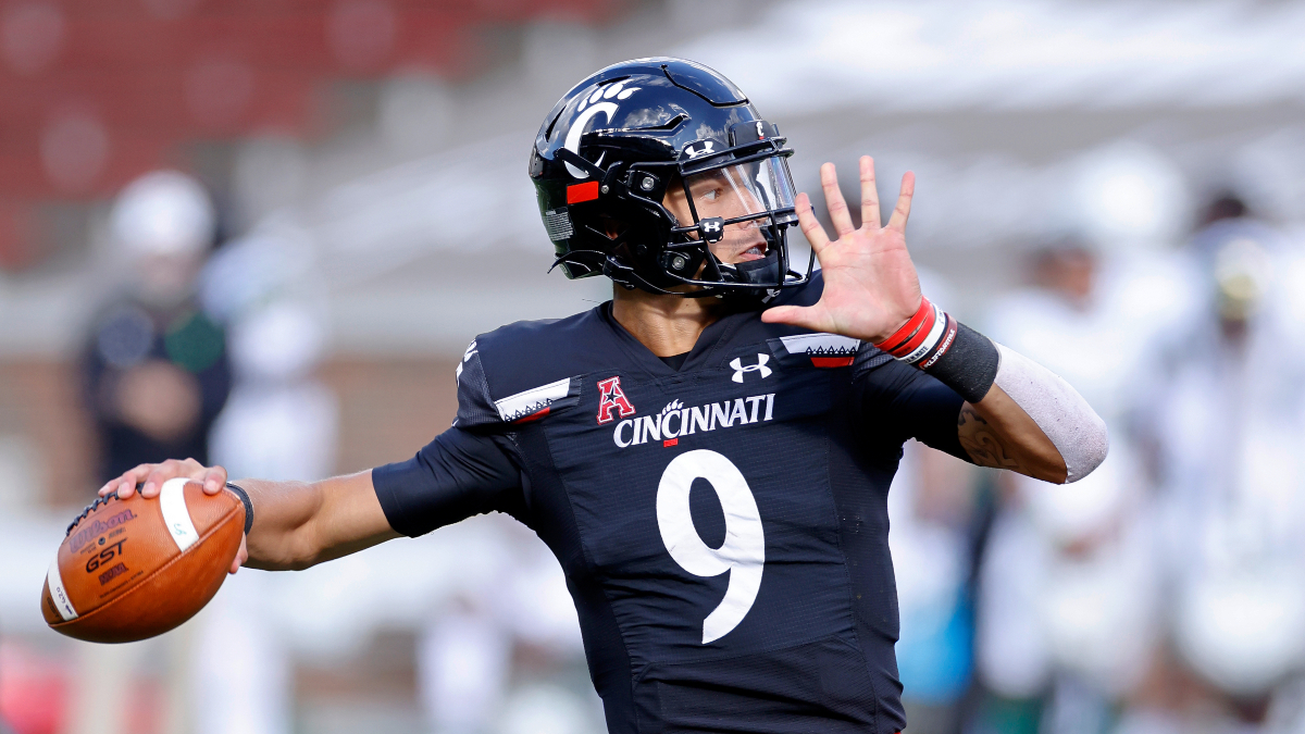East Carolina vs. Cincinnati Odds & Picks: Bet Pirates to Cover Huge Spread on Friday Night article feature image