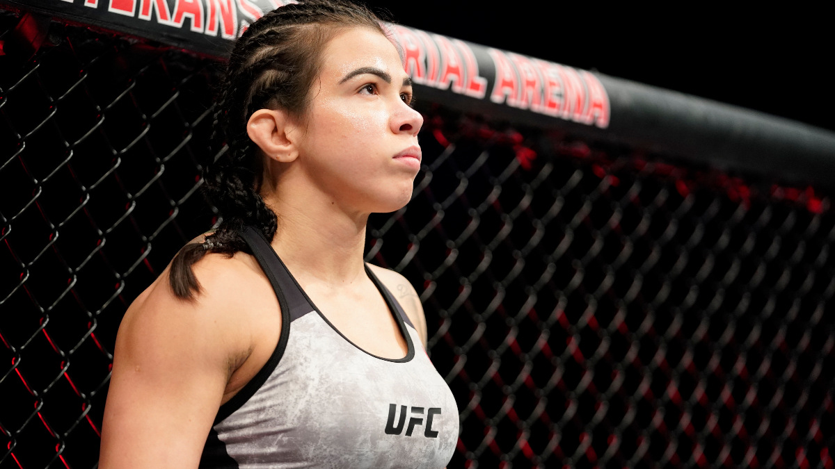 UFC Fight Night Best Bets, Picks & Predictions: Claudia Gadelha vs. Xiaonan Yan, Darren Elkins vs. Eduardo Garagorri (Saturday, Nov. 7) article feature image