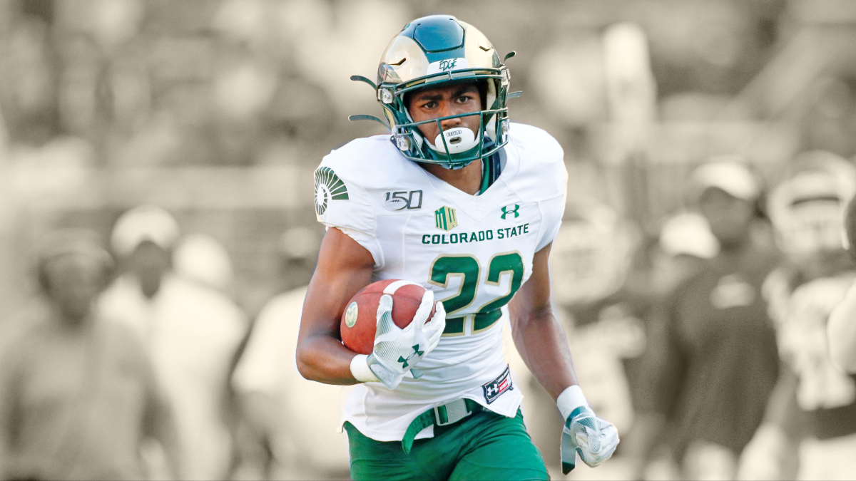Colorado State Promo: Bet $1, Win $50 if the Rams Score a Point! article feature image