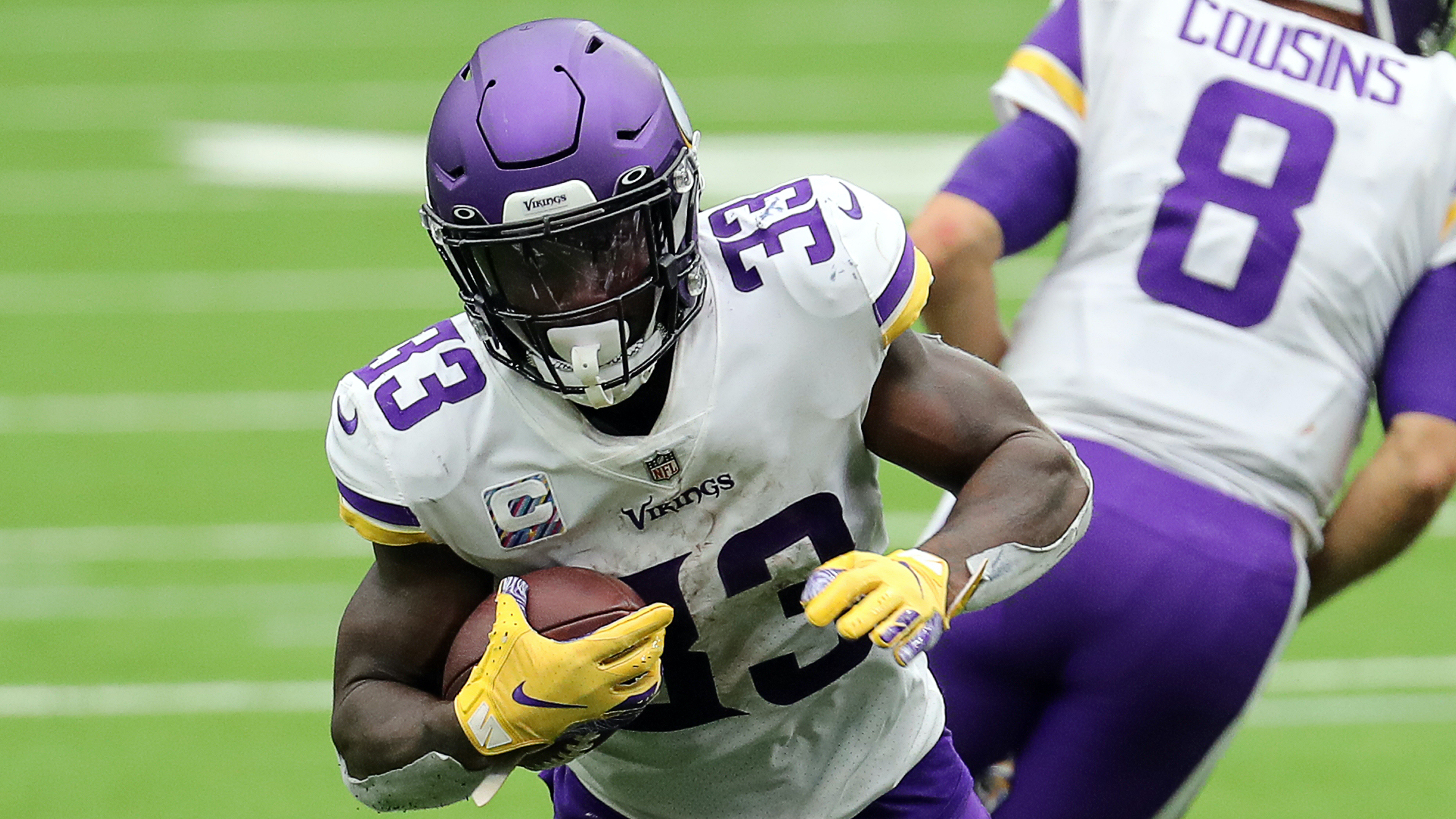 Bears vs. Vikings Promo: Bet $1, Win $100 if There's at Least 1 TD! article feature image