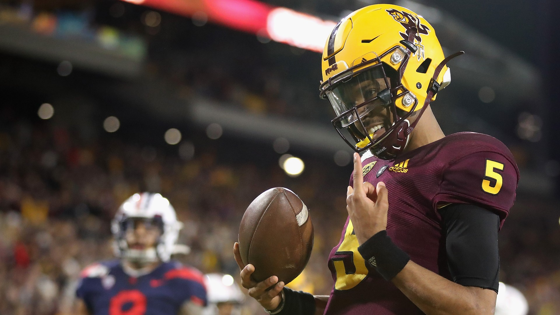 College Football Odds & Pick For California vs. Arizona State: Bet Sun Devils in High-Scoring Pac-12 Battle article feature image