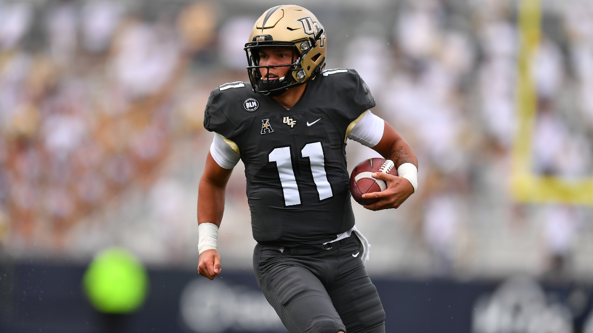 UCF vs. South Florida Odds & Picks: How to Bet Friday's AAC Rivalry Game article feature image