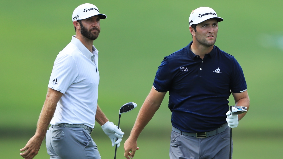 Updated 2020 Masters Odds: Jon Rahm the Favorite Heading into the Weekend article feature image