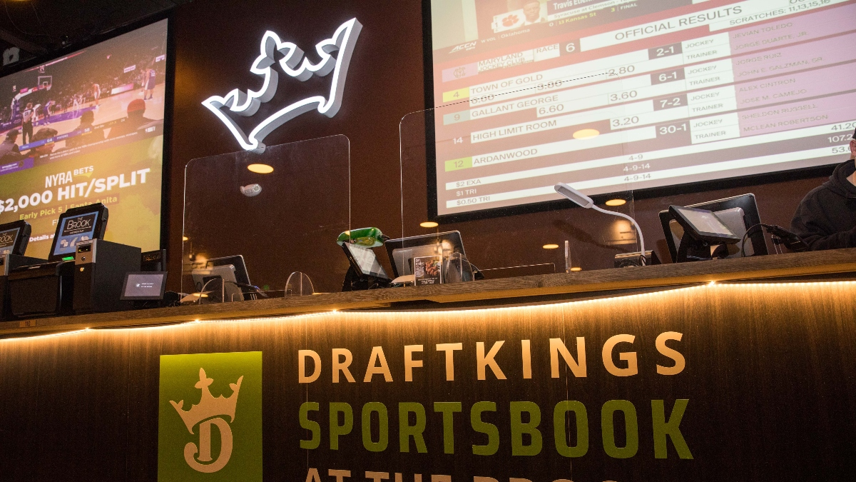 DraftKings Stock Jumps 10% After Reporting Third-Quarter Earnings article feature image