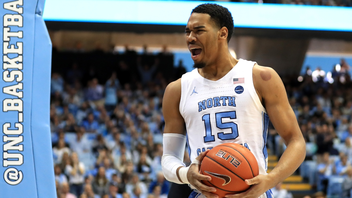 North Carolina vs. UNLV College Basketball Odds & Picks: Bet the Talented Tar Heels article feature image