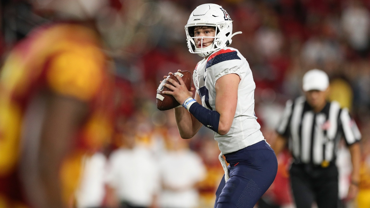 College Football Odds & Pick for USC vs. Arizona: Saturday's Betting Value Stands With Trojans article feature image