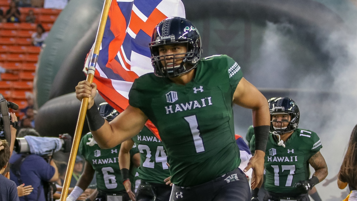 Boise State vs. Hawaii Odds, Weather: Wind in Forecast Creates Betting Value (Saturday, Nov. 21) article feature image