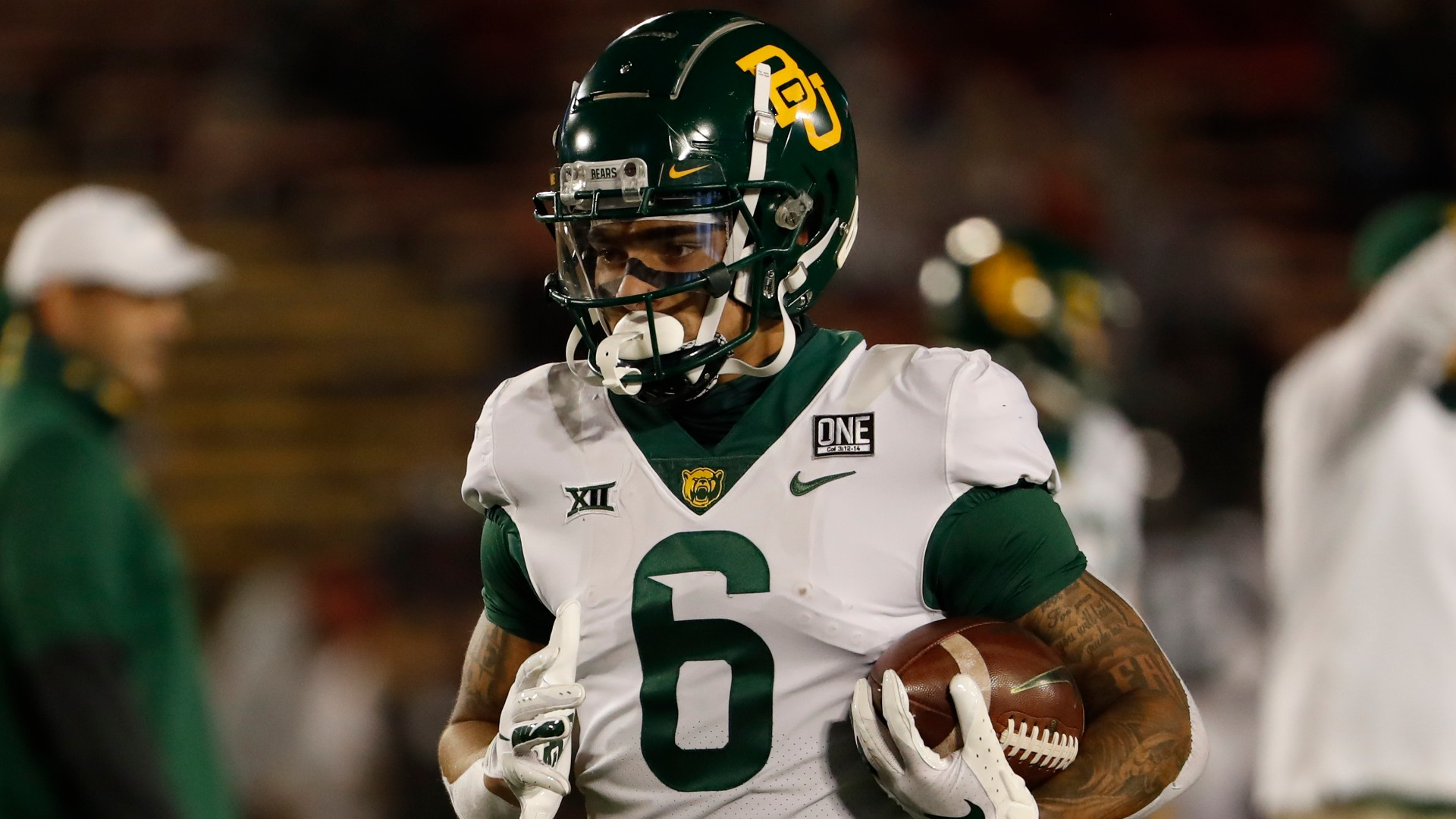College Football Odds Pick For Baylor Vs Texas Tech Betting Value Sits With Bears