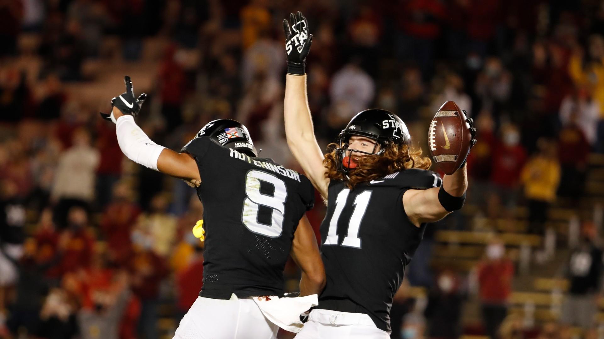 Kansas State vs. Iowa State Odds & Picks: Big 12 Defensive Battle Between Wildcats & Cyclones article feature image