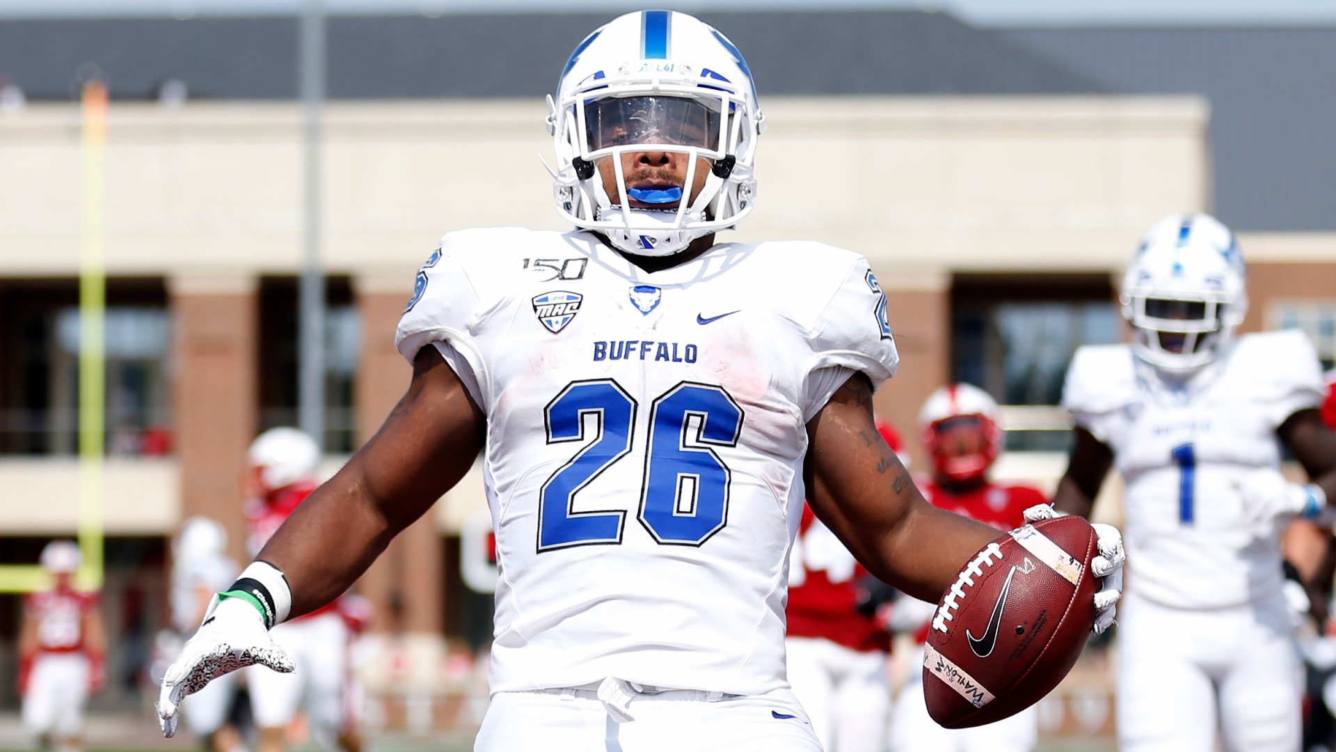 Tuesday MACtion: College Football Betting Odds & Picks for Buffalo vs. Miami, Ohio vs. Akron & More article feature image