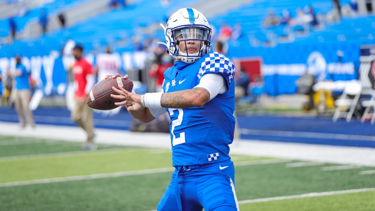 College Football Odds & Pick For Vanderbilt vs. Kentucky: Betting Value on Saturday's Over/Under article feature image
