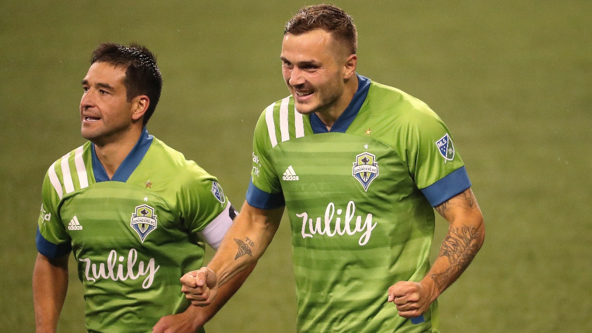 MLS Playoffs Betting Odds, Picks & Predictions: Seattle Sounders vs. LAFC (Tuesday, Nov. 24) article feature image