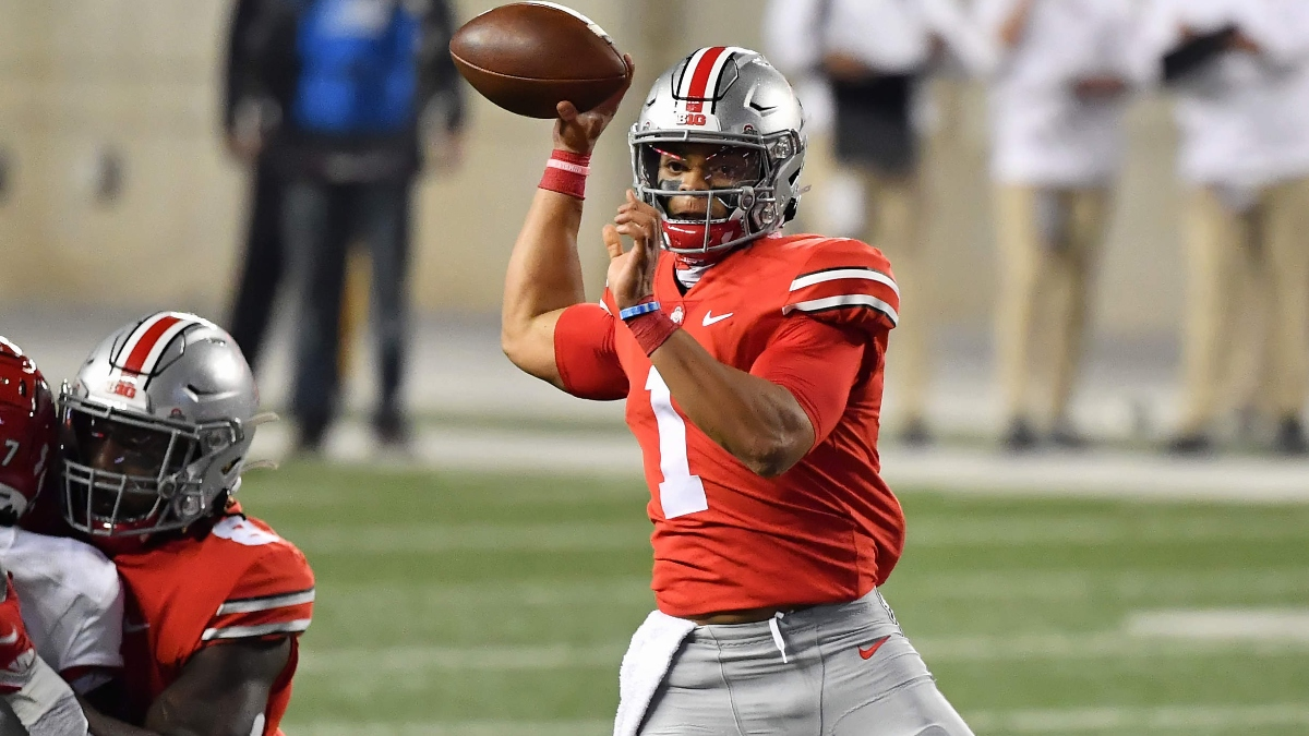 College Football Odds & Picks for Ohio State vs. Illinois: Buckeyes Showing Betting Value article feature image
