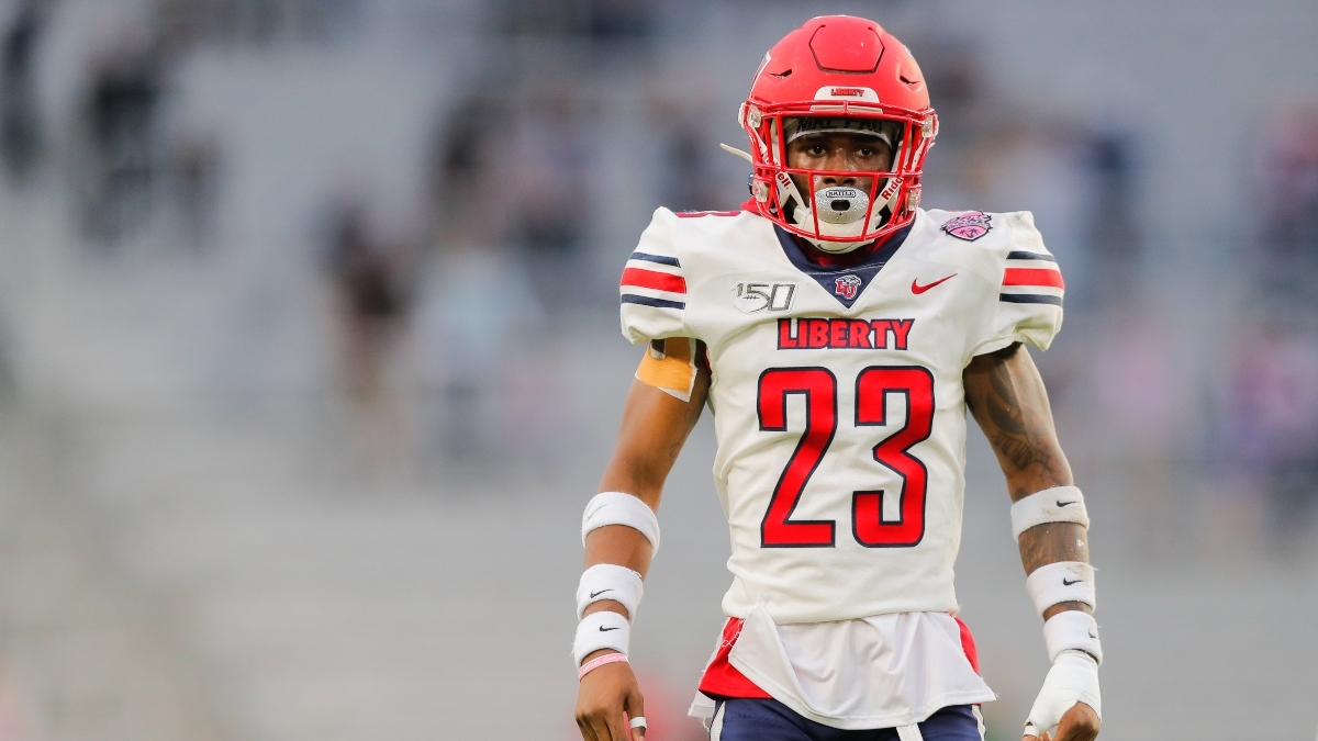 College Football Week 12 Betting Picks: Stuckey's and Collin Wilson's Favorite Moneyline Underdogs article feature image