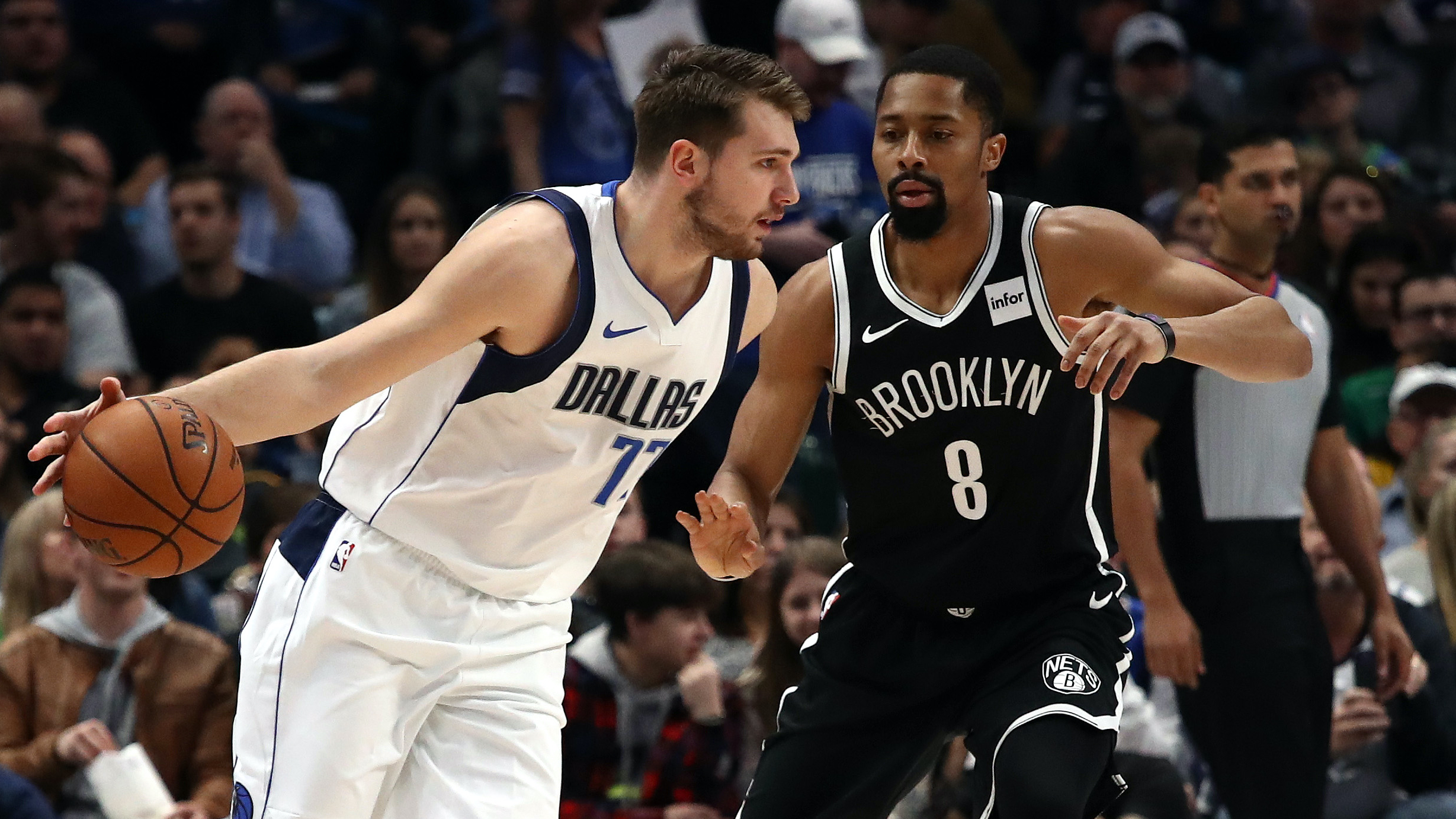 Moore: League Sources Believe Mavericks in Pursuit of Star Guard Upgrades article feature image