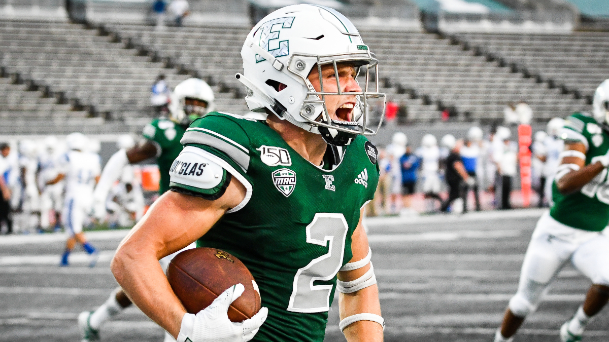 College Football Odds & Picks: Stuckey's MAC Conference Preview & Opening Day Betting Guide article feature image