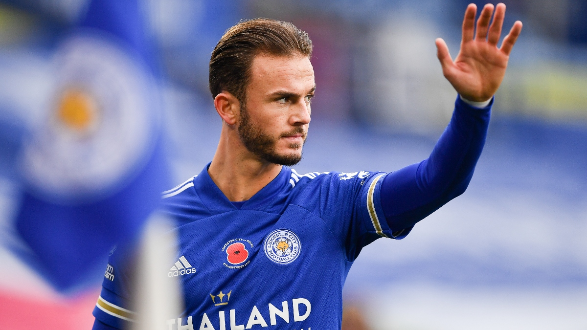 Sunday Premier League Odds, Picks & Predictions for Leicester City vs. Liverpool (Nov. 22) article feature image