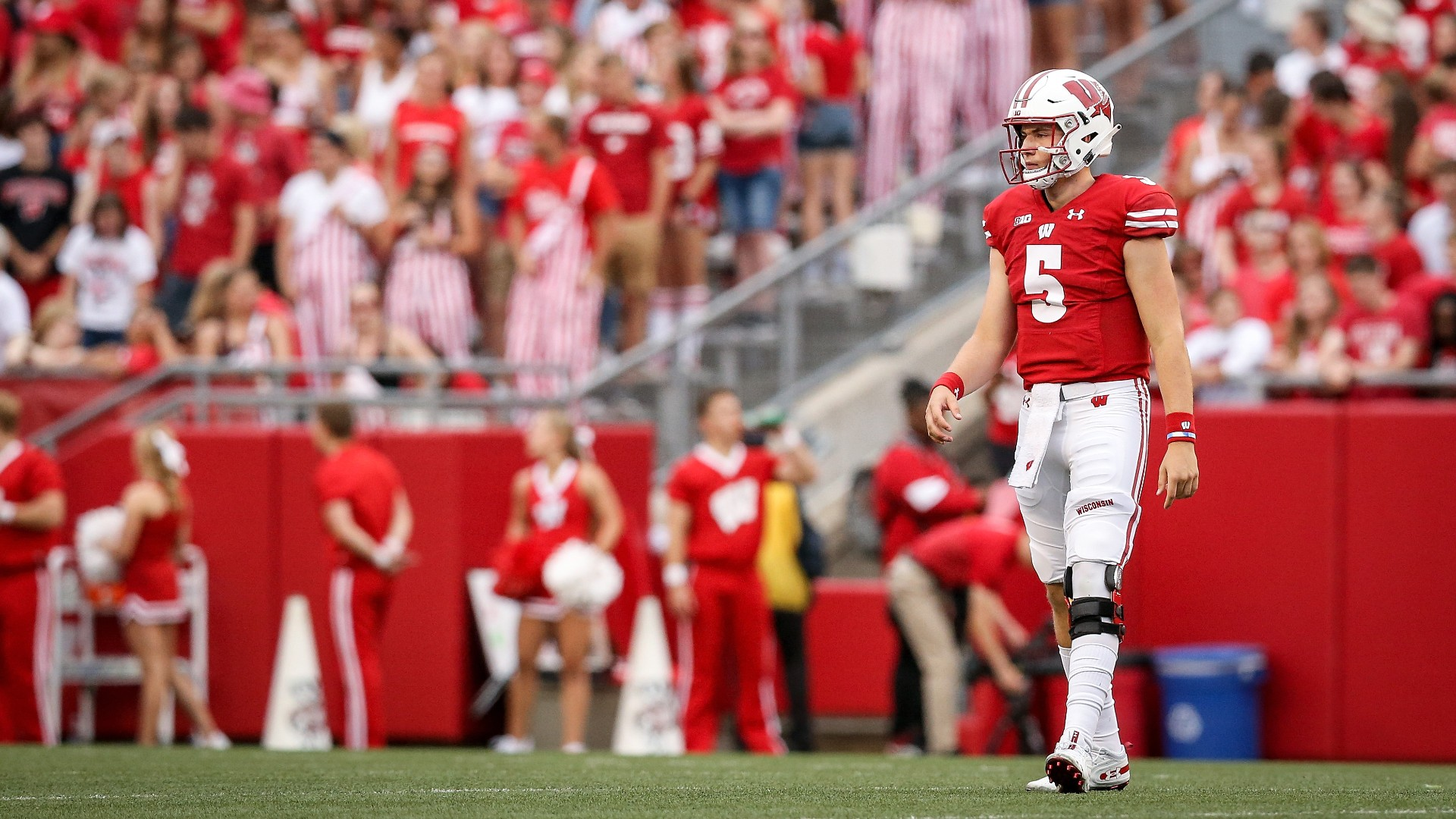 College Football Odds & Picks for Wisconsin vs. Northwestern: Betting Value Lies With Badgers Over Wildcats article feature image