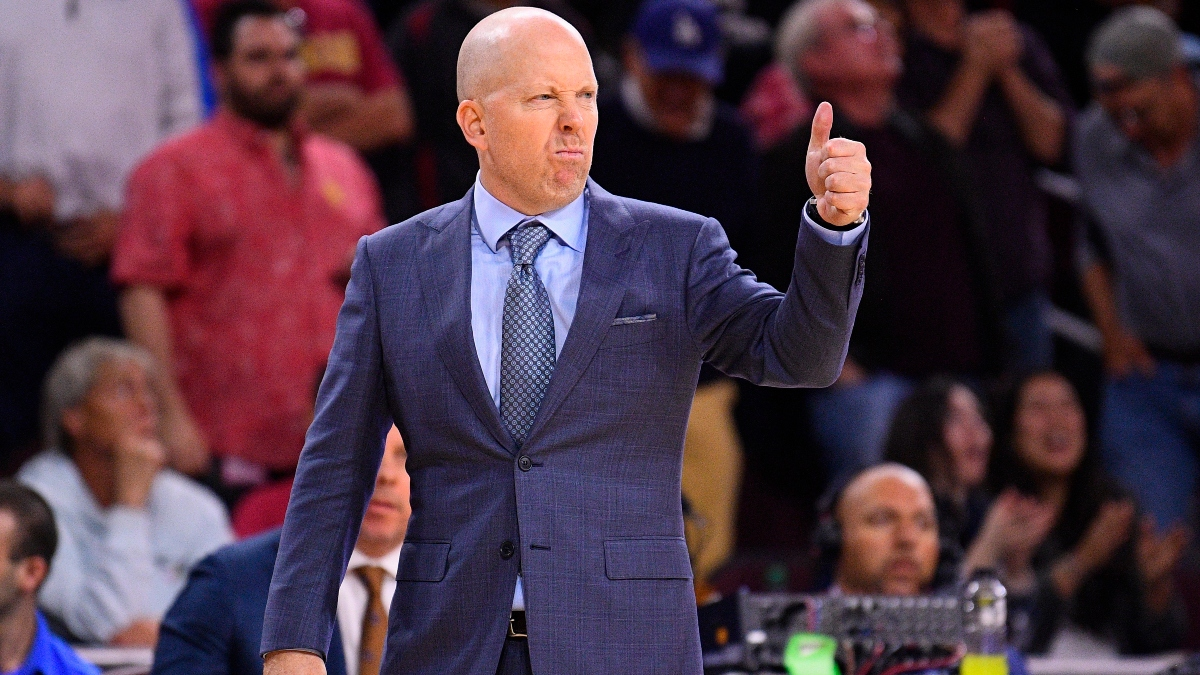 UCLA vs. San Diego State Odds & Pick: Betting Value on Over/Under on College Basketball Opening Day article feature image
