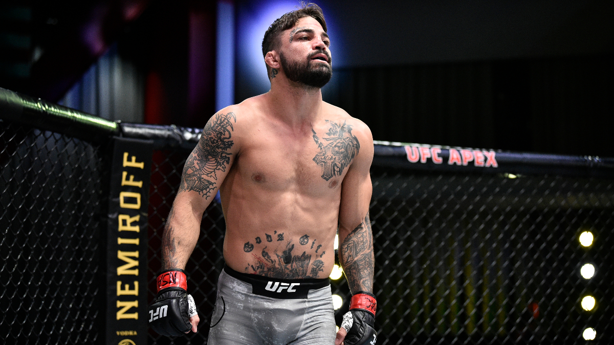 Ufc 255 Best Bets Mike Perry Vs Tim Means Odds Picks And Predictions Saturday Nov 21