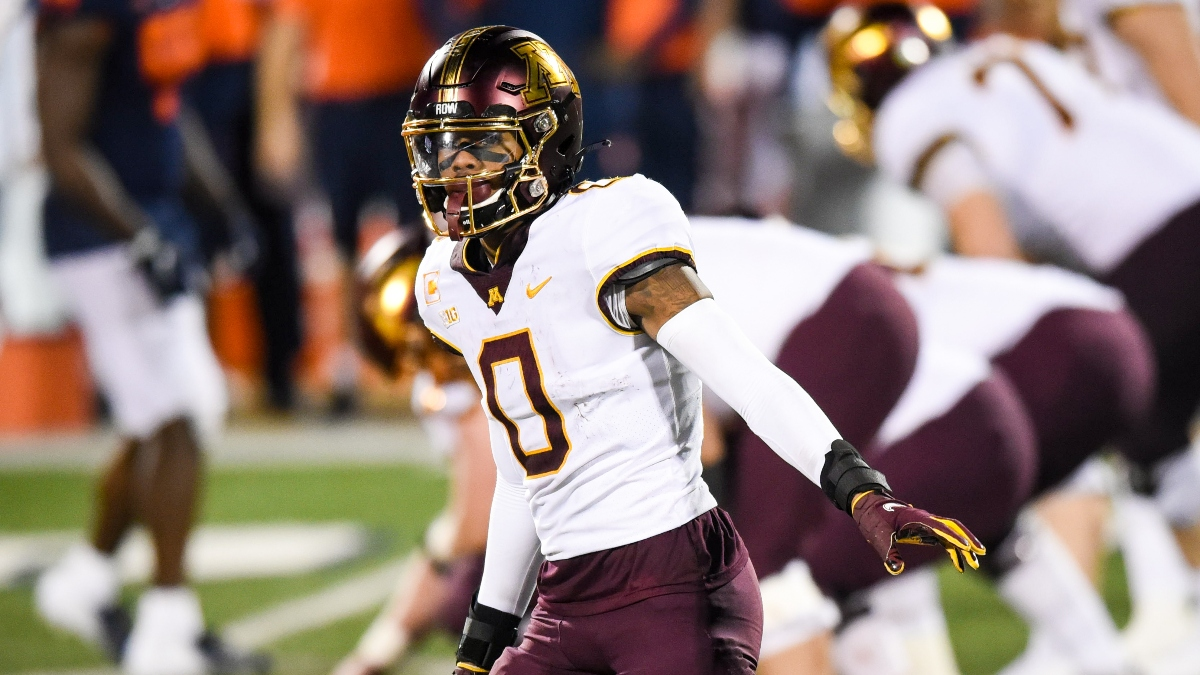 College Football Odds & Pick for Friday: Sharps Betting Purdue vs. Minnesota, UMass vs. Florida Atlantic (Nov. 20) article feature image