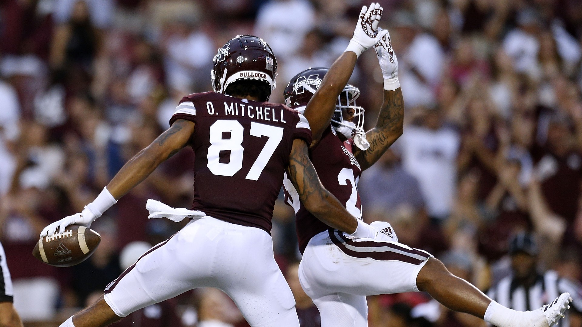 College Football Odds & Picks For Vanderbilt vs. Mississippi State: Betting Value on the Spread article feature image