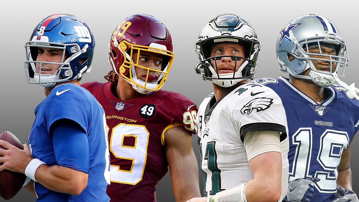 NFC East Odds & Predictions: Bet the Cowboys To Win Division Over Giants, Eagles & Washington article feature image