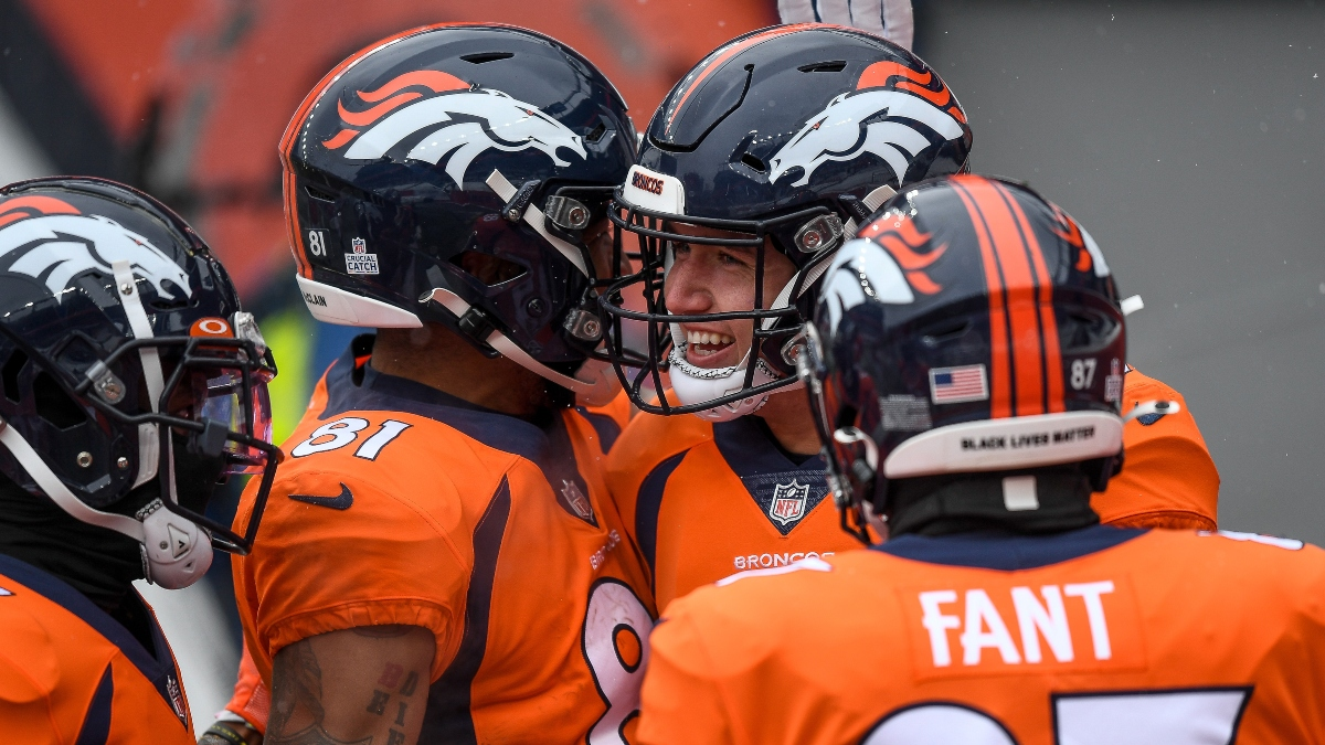 NFL Odds, Picks, Predictions & Week 8 Betting Cheat Sheet article feature image