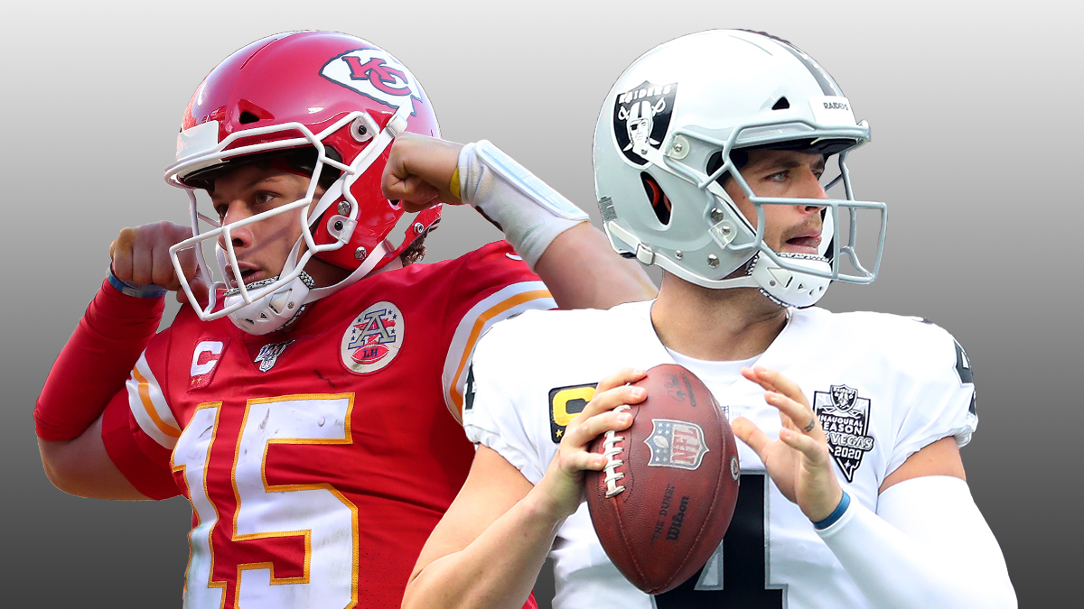 Chiefs vs. Raiders Odds & Picks: How To Bet Sunday Night Football article feature image