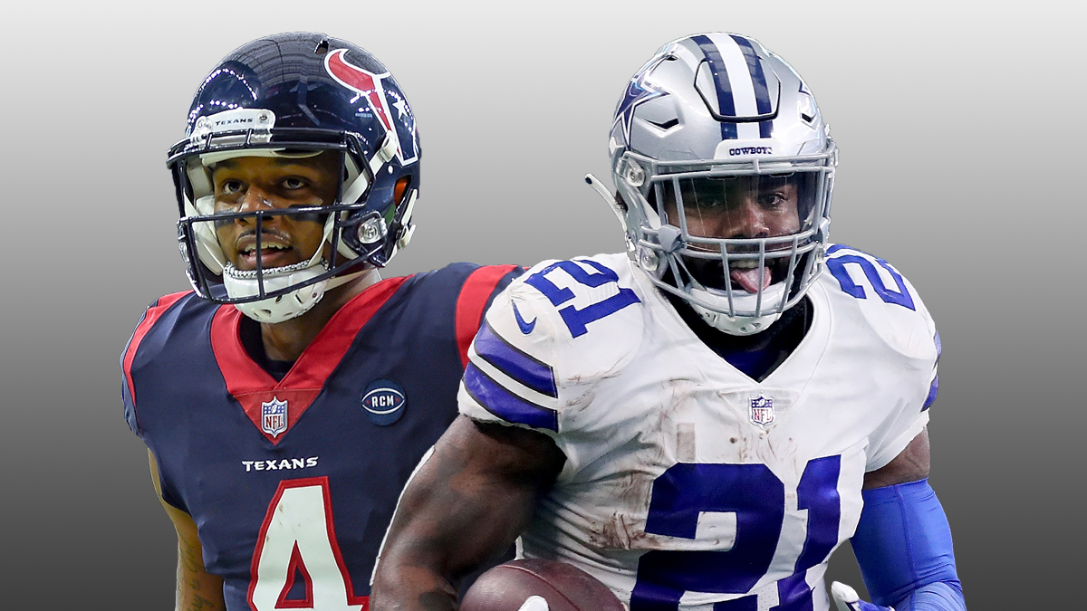 NFL Picks & Predictions: Cases For Both Sides of the Cowboys vs. Washington Spread article feature image