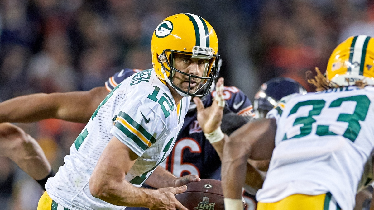 Bet This Bears vs. Packers Prop On Sunday Night Football article feature image