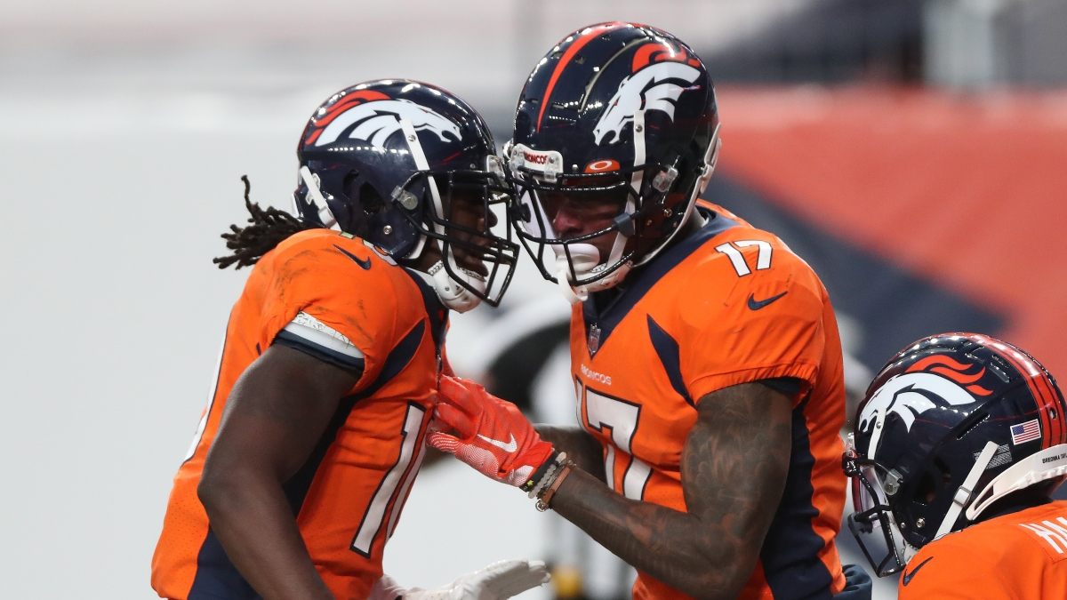 NFL Prop Bets & Picks: Jerry Jeudy, Michael Pittman, More Week 9 Player Props article feature image