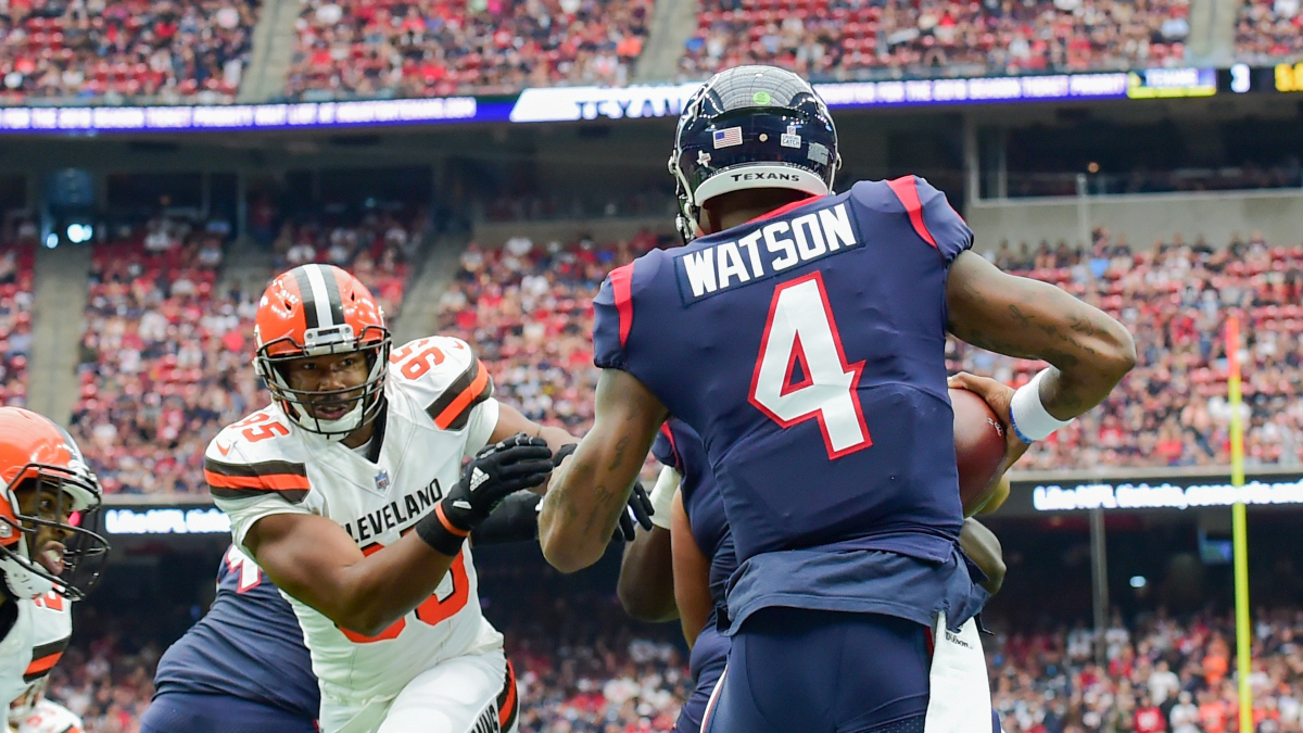 NFL Spread & Total Picks: Browns To Cover As Favorites, A Teaser, More Sunday Bets article feature image