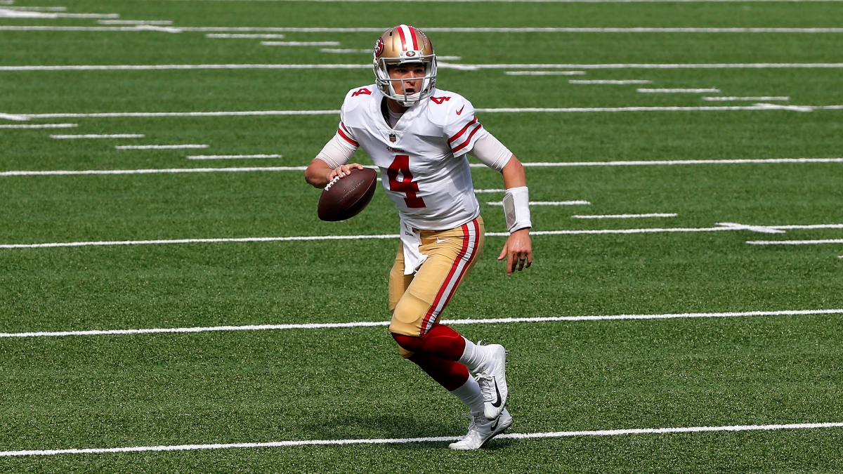 NFL Odds & Picks for 49ers vs. Packers: The Thursday Night Football Edge article feature image