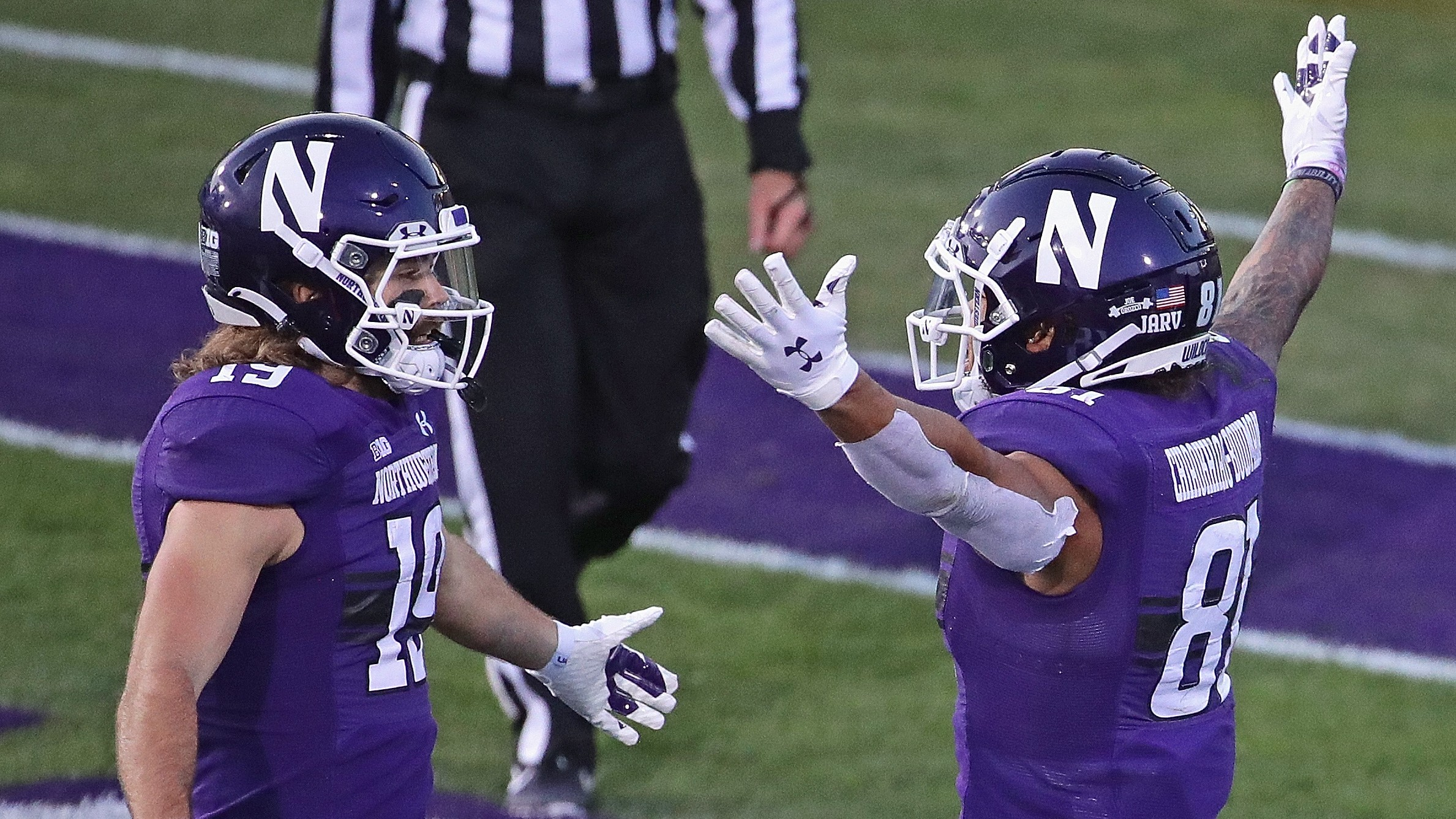 2021 College Football Playoff National Title Odds Tracker: Northwestern Rises as Indiana Falls article feature image