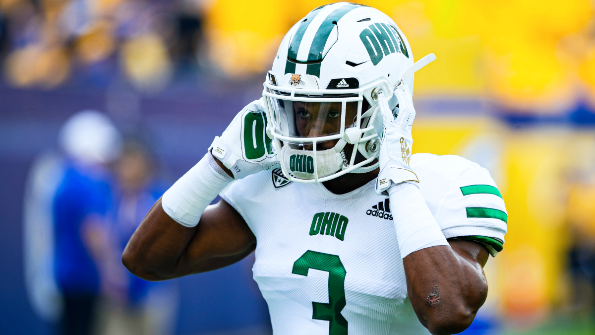 College Football Odds & Picks for Ohio vs. Central Michigan: Perfect Chance to Live Bet MACtion article feature image