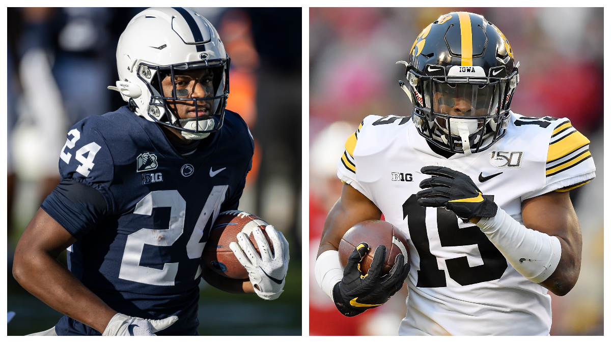 Iowa vs. Penn State Odds & Picks: The Case for Betting Either Side in Saturday's Big Ten Matchup article feature image