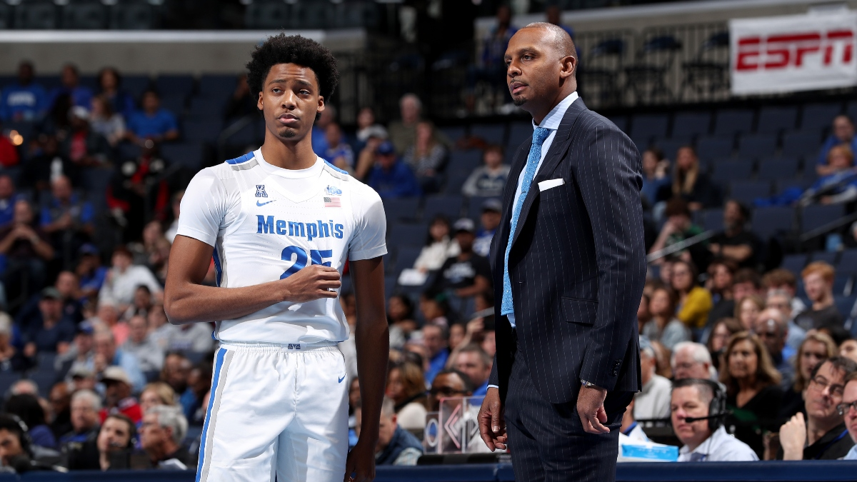 College Basketball Odds & Picks for Memphis vs. Saint Mary's: The Case for Live Betting the Tigers article feature image