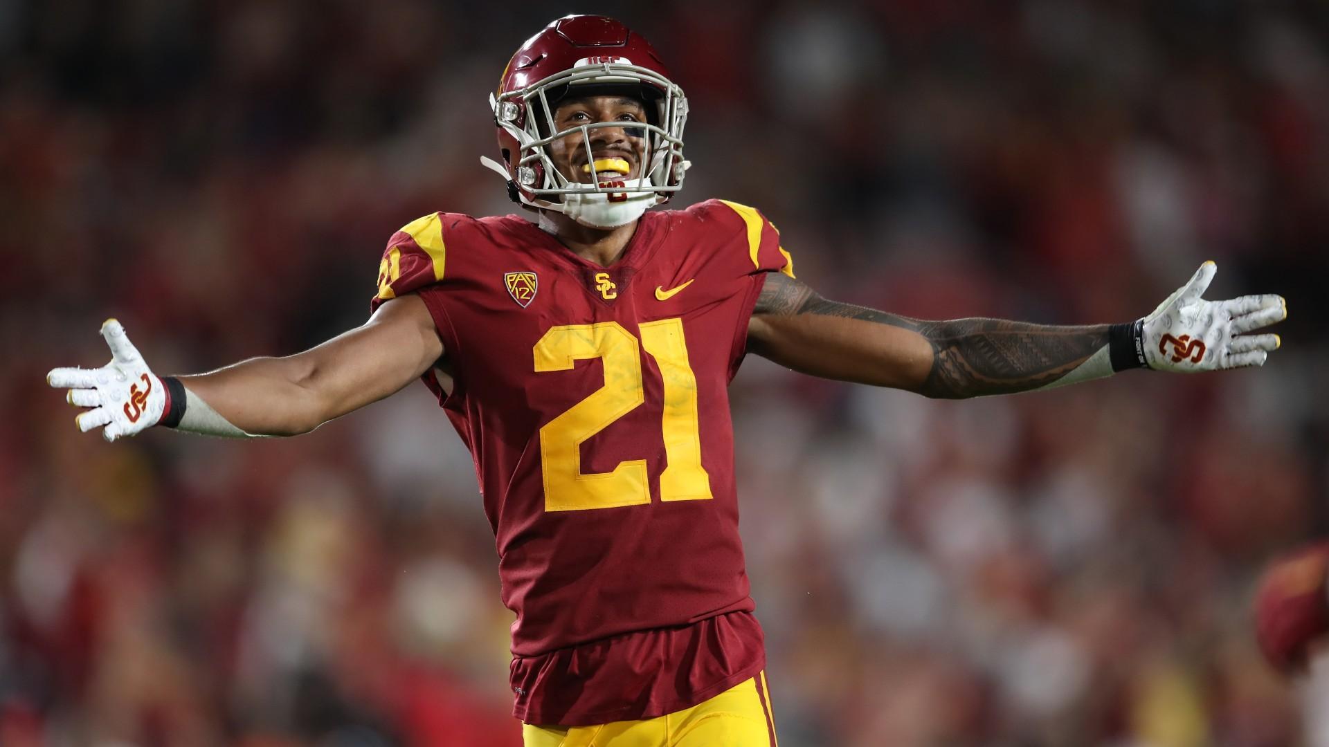 Saturday College Football Odds & Picks: USC vs. Arizona State, Nebraska vs. Northwestern, More Best Bets for Week 10's Noon Kickoffs article feature image