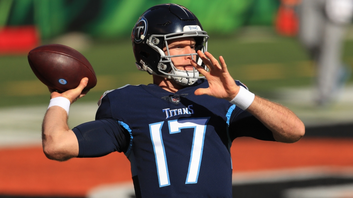 Titans-Ravens Promo: Bet $5, Win $125 on the Titans Moneyline! article feature image