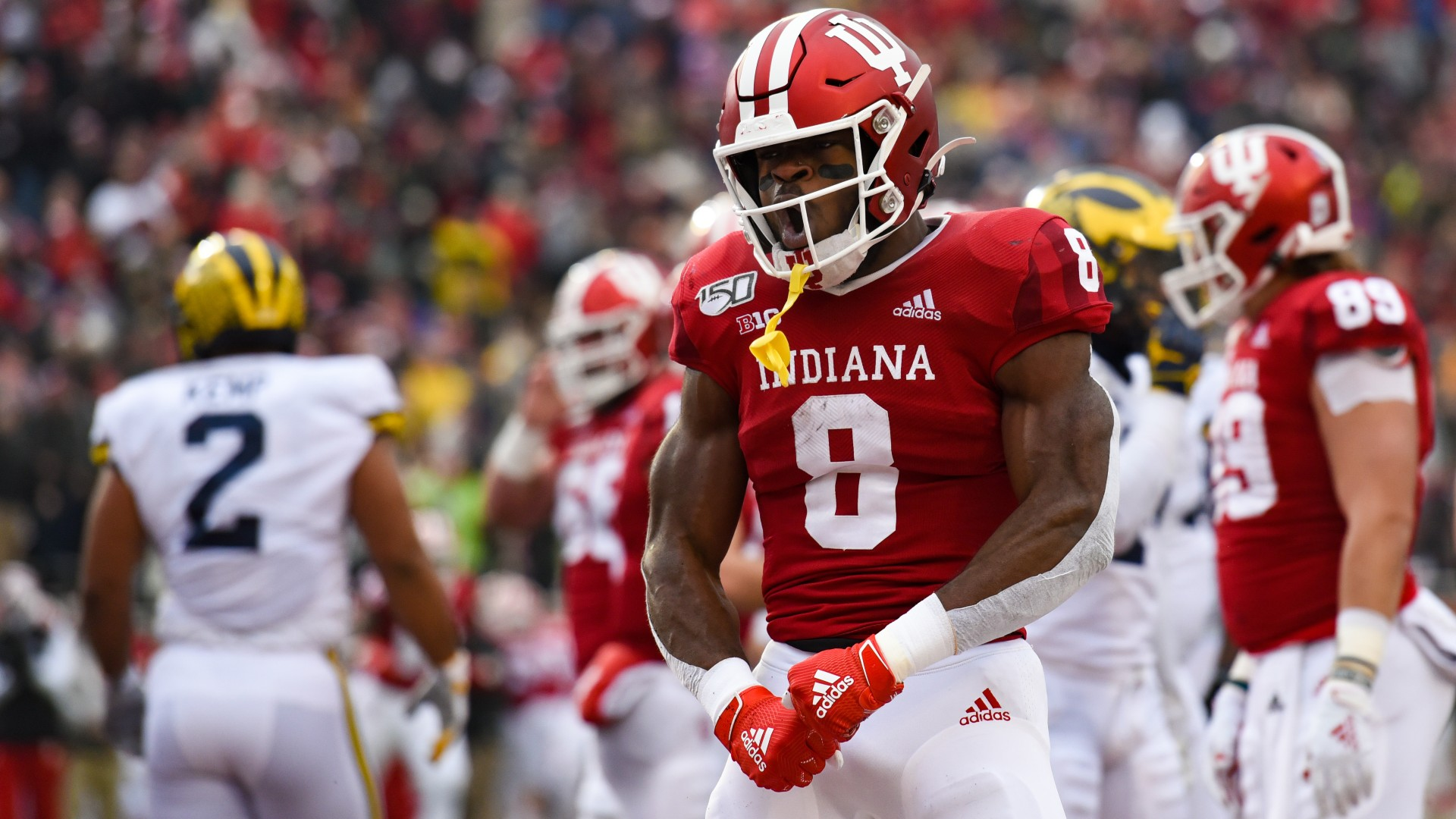 Michigan vs. Indiana Odds & Picks: Betting Value on the Over/Under for Saturday's Top 25 Big Ten Matchup (Nov. 7) article feature image