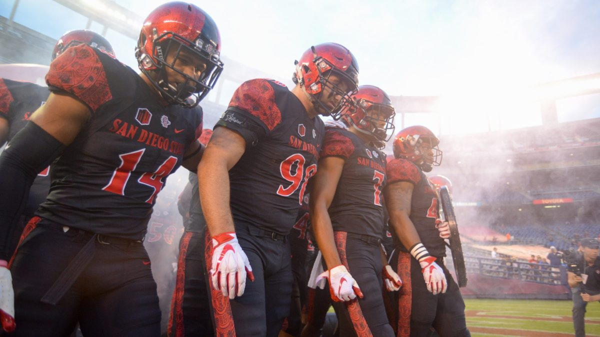 San Jose State vs. San Diego State Betting Odds & Picks: Friday's Value Lies With Early Unders article feature image