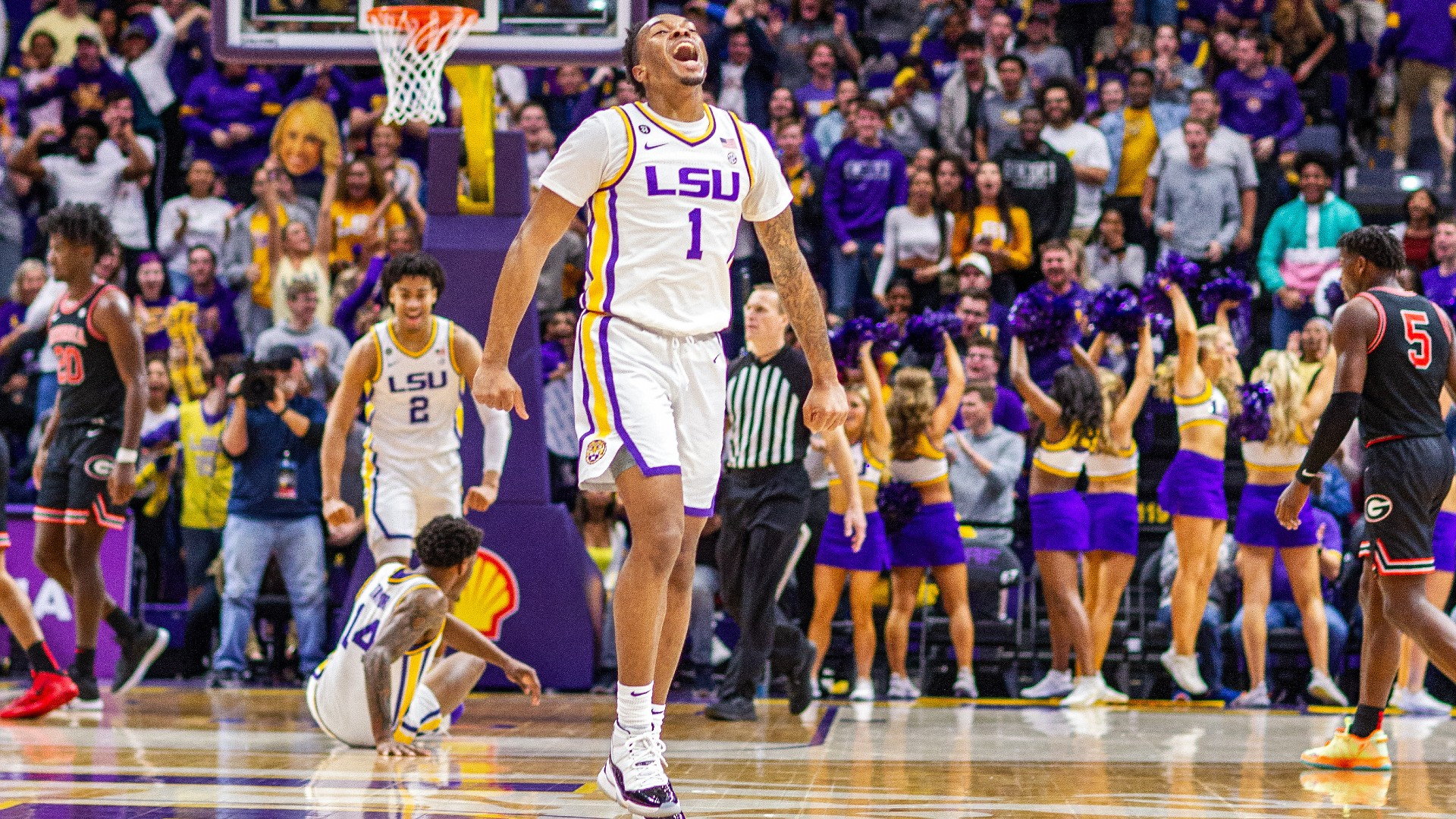 College Basketball Odds & Picks for LSU vs. Saint Louis: Betting Value on Underdog Tigers article feature image