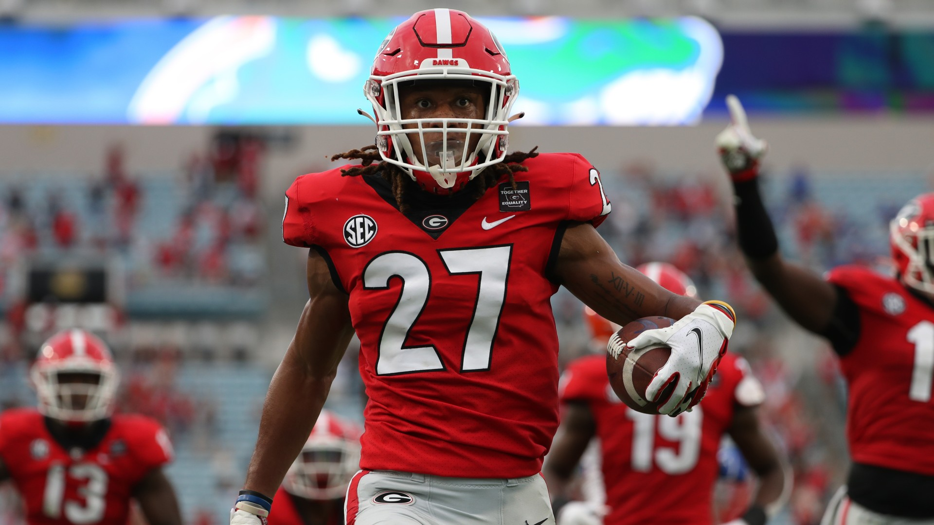 2020 College Football Rankings: AP Top 25 Poll vs. Our Betting Power Ratings For Week 11 article feature image