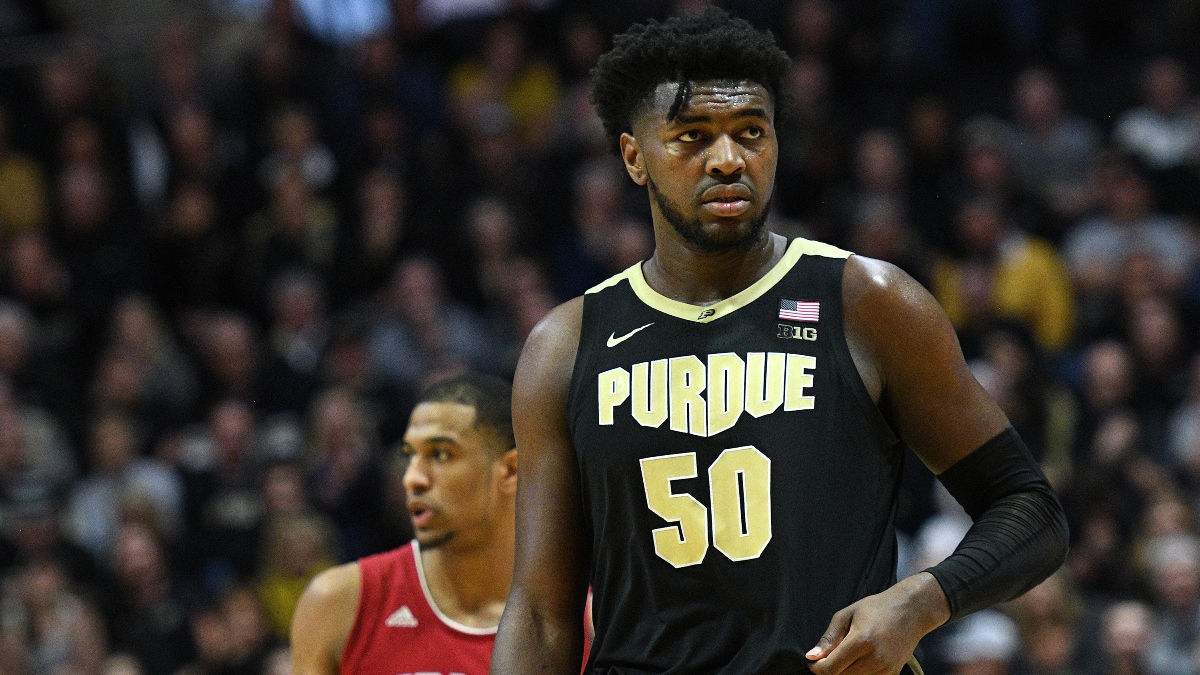 College Basketball Odds & Picks for Liberty vs. Purdue: Boilermakers Have Value in Season Opener article feature image