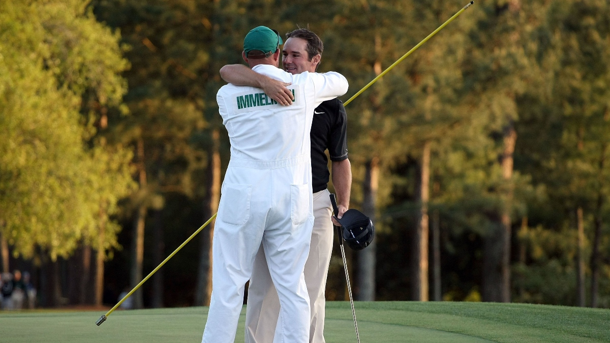 Sobel: Are the Days of Longshot Winners at Augusta Behind Us? article feature image