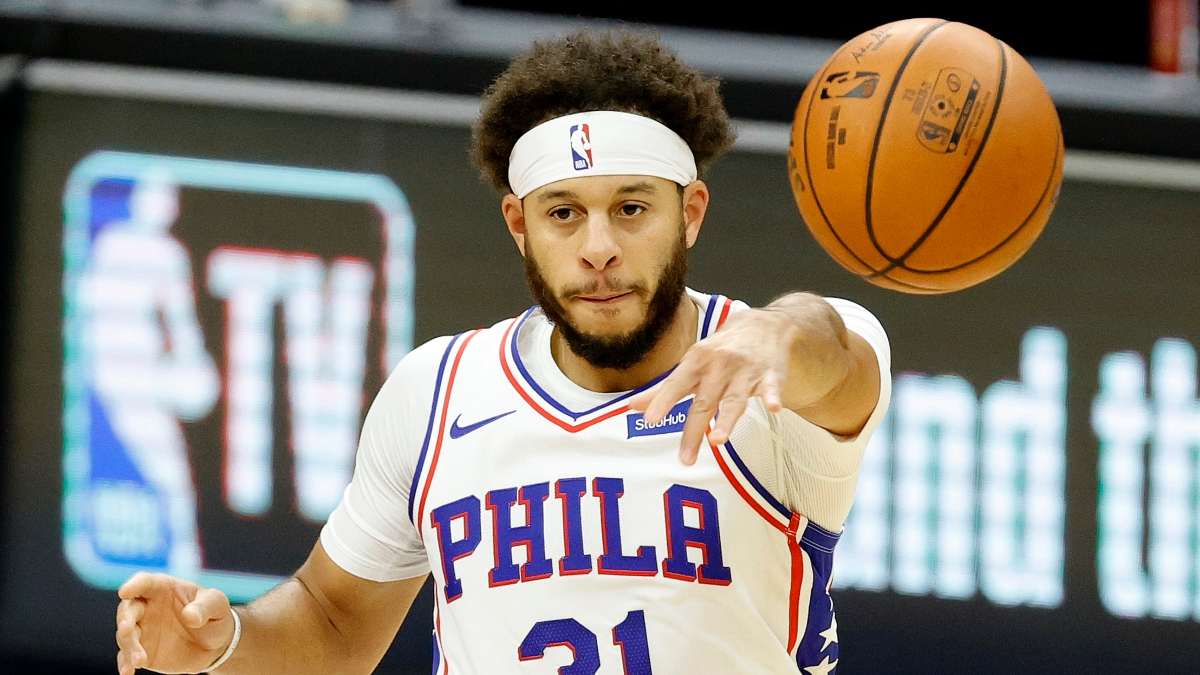 76ers vs. Nets Odds & Promo: Bet $25, Win $100 if the 76ers Hit a 3-Pointer! article feature image