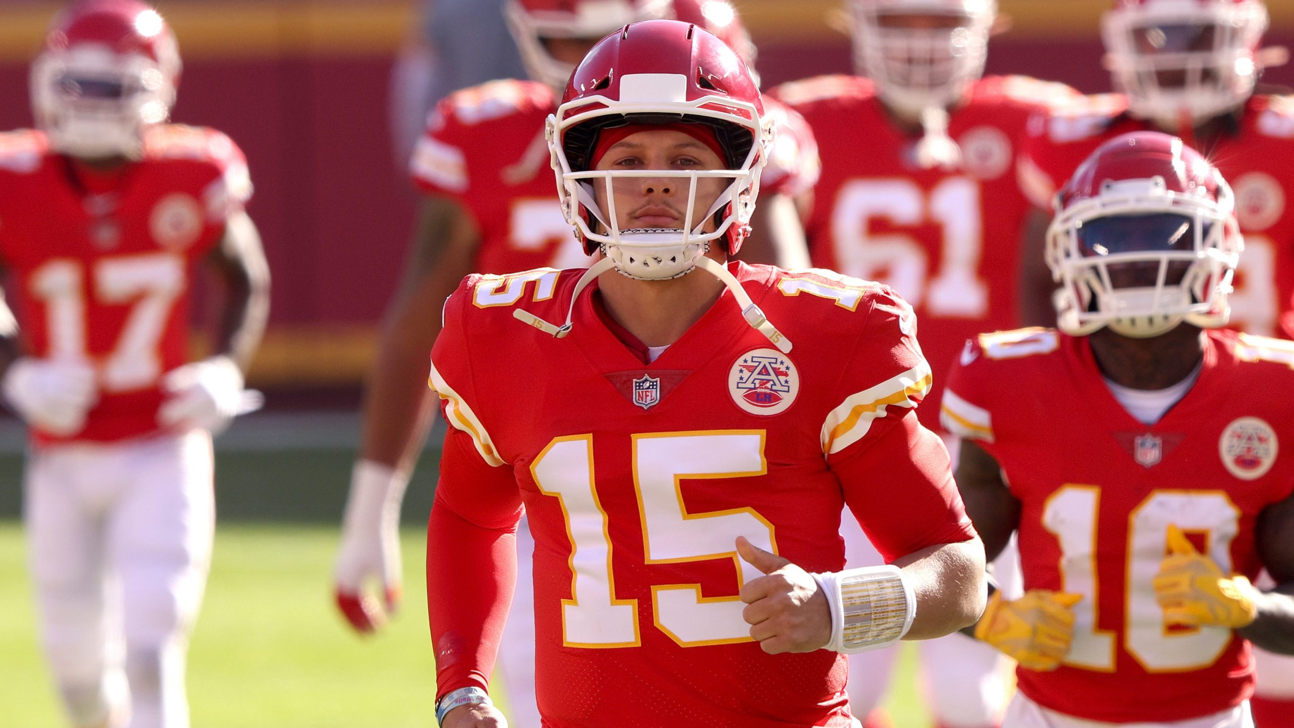 Chiefs-Browns Promo: Bet $5, Win $125 on the Chiefs Moneyline! article feature image